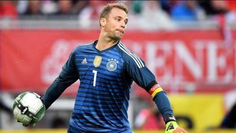 Alemania cae ante Austria en el regreso de Neuer