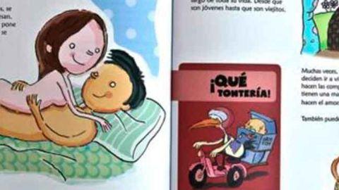 SEP incluye en libros de texto homosexualidad y masturbación