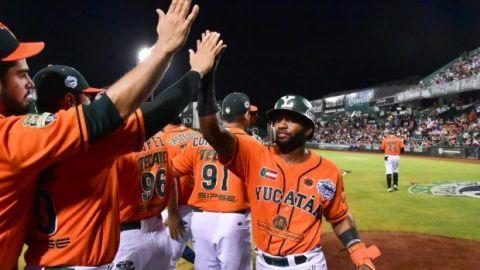 Yucatán blanquea a Monterrey y se pone a medio camino de la corona