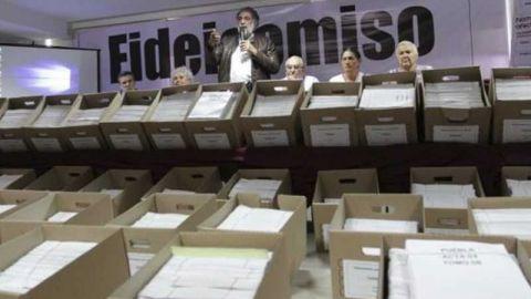 Fideicomiso para damnificados acusa a INE de exceder sus funciones