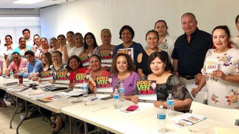 """Presentan proyecto """"prevención de la violencia de género"""""""