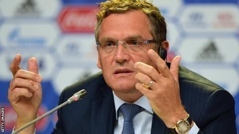 El TAS ratifica suspensión de 10 años al exsecretario de la FIFA