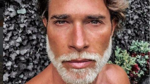 Sebastián Rulli se deja la barba y las redes no lo perdonan