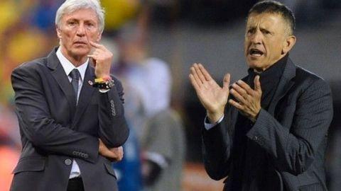 Colombia no piensa en Osorio, su prioridad es mantener a Pekerman
