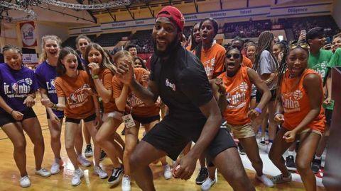 Se inaugura oficialmente el Junior NBA World Championship