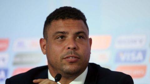 Ronaldo internado de emergencia