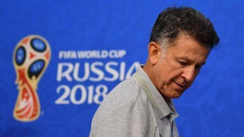 Osorio candidato a suplir a Pékerman, pero el argentino podría quedarse