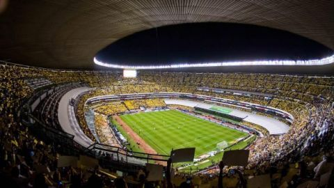 El Estadio Azteca, listo a principios de septiembre