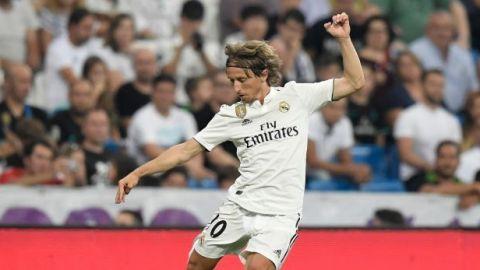 Real Madrid denuncia al Inter ante la FIFA por caso Modric
