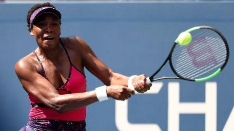 Sloane Stephens y Venus Williams sufren para avanzar en el US Open