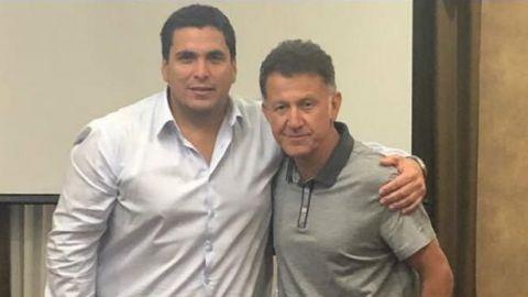Juan Carlos Osorio, nuevo técnico de Paraguay