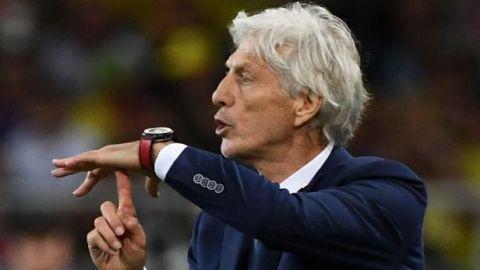 José Pekerman no seguirá como seleccionador de Colombia