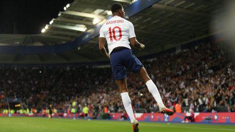Inglaterra derrotó a Suiza en amistoso de Fecha FIFA