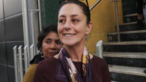 Sheinbaum pide indagar y castigar amenazas contra feministas