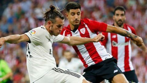 Real Madrid rescató un punto en San Mamés
