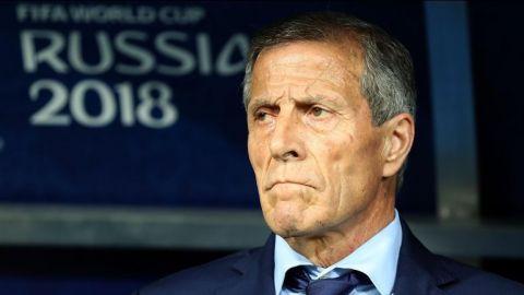 Oscar Tabárez seguirá como técnico de la Selección de Uruguay