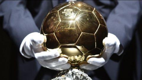 Balón de Oro se entregará el próximo 3 de diciembre