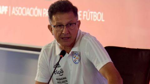 Juan Carlos Osorio presenta primera convocatoria con Paraguay