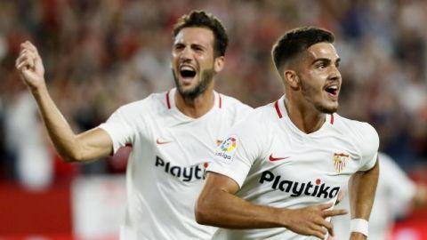 El Sevilla le propina su primera derrota al Real Madrid