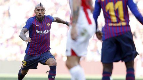 Barcelona rescató empate ante Bilbao pero hiló tercer juego sin ganar en la Liga
