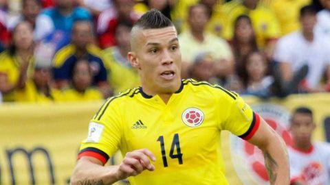 Mateus Uribe y dos 'mexicanos' más, llamados por Colombia; James regresa