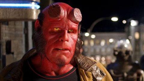 """Revelan póster de nueva cinta de """"Hellboy"""""""