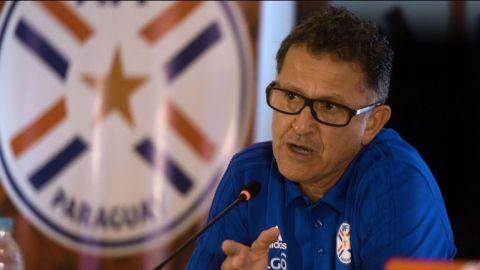 Juan Carlos Osorio no asegura su continuidad con Paraguay