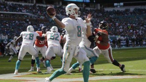 Brock Osweiler será otra vez el quarterback de Miami