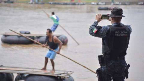 "México enfrentará de forma ""humanitaria"" caravana de migrantes: SRE"
