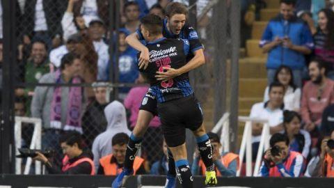 Querétaro sorprende a Cruz Azul de último minuto