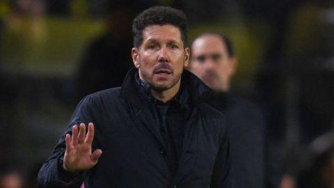 El Dortmund bailó al Atlético de Madrid
