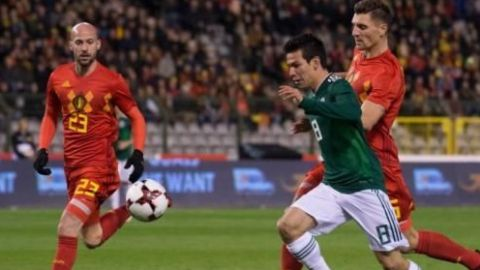 Tri cae un escalón en ranking FIFA; Bélgica es el líder