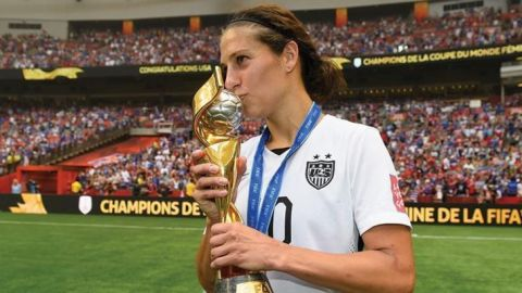 La FIFA subirá apoyo económico al Mundial femenino de 2019