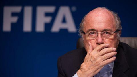 Blatter aseguró que siempre estuvo en contra del VAR