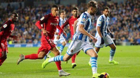 Sevilla no puede con la Real Sociedad