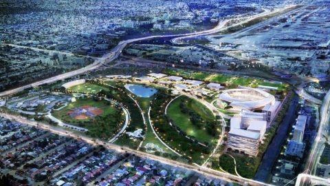 Votantes aprueban planes de estadio de David Beckham