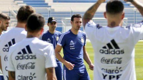 Argentina suma nuevas bajas para amistosos ante México