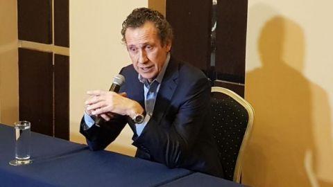El Estadio Azteca debería ser un museo: Jorge Valdano