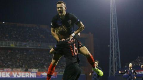Croacia vence a España y está viva en la Liga de Naciones