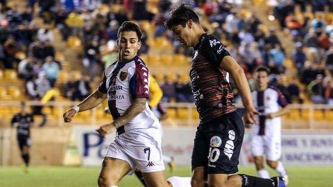 Atlante salió vivo de Oaxaca con empate