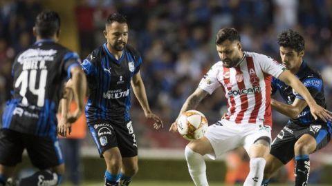 Querétaro vence a Necaxa, pero aún no define su pase a Liguilla