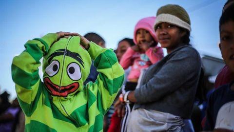 Unicef reclama protección para los niños que llegan a la frontera de EE.UU.