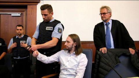 Atacante de autobús del Dortmund apela sentencia en su contra