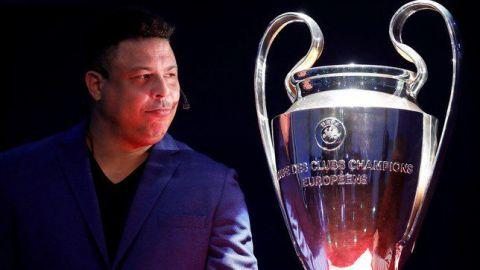 Ronaldo dijo que quiso comprar a un mexicano para el Valladolid