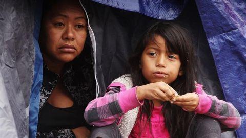 La mayoría de niños migrantes ha abandonado su país a la fuerza, según UNICEF