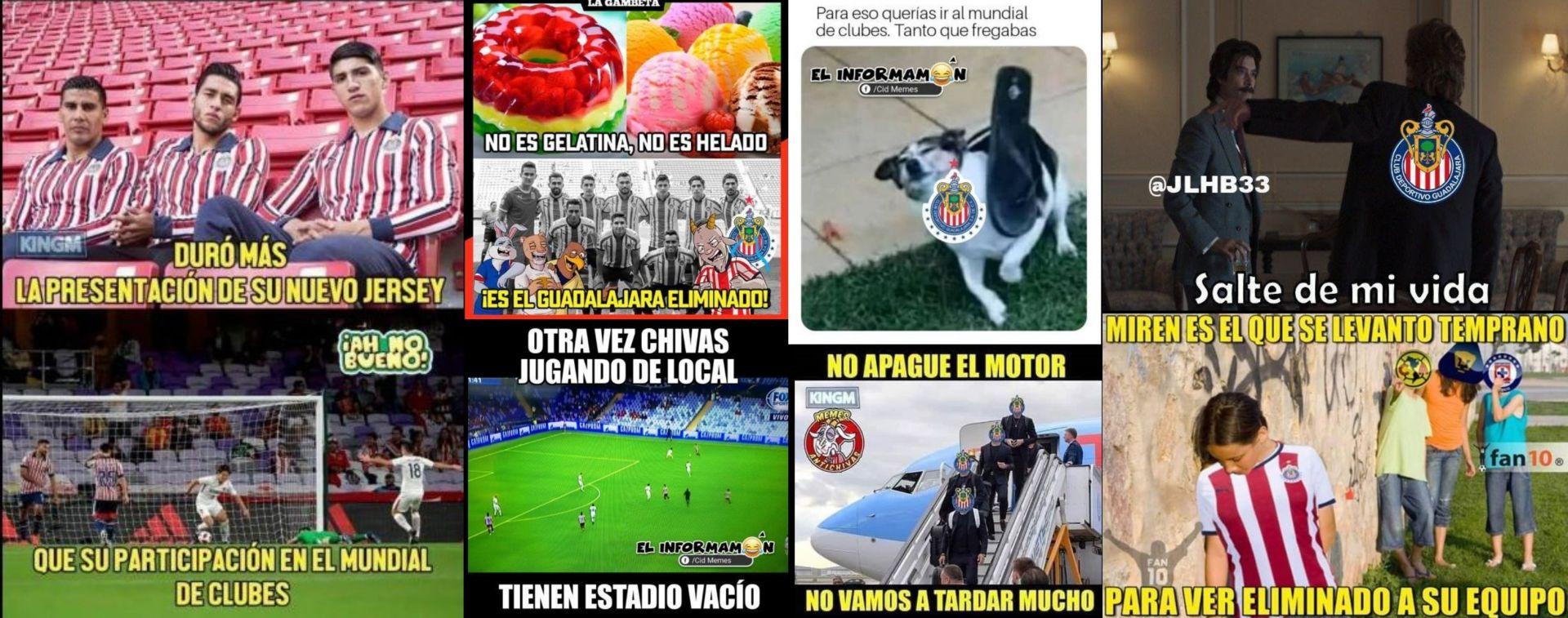 Los memes del fracaso de Chivas en el Mundial de Clubes b40c661395100