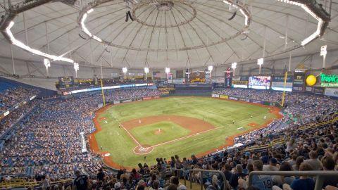 Rays desisten de proyecto de estadio en Tampa