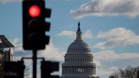 El cierre de Gobierno en EE.UU. se prolongará al menos hasta el jueves