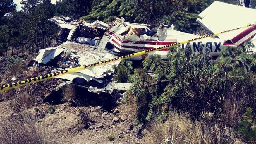 Resultado de imagem para México: Mueren gobernadora y exgobernador en accidente aéreo