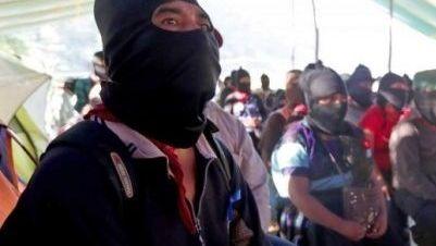AMLO da bienvenida a ampliación de municipios autónomos del EZLN